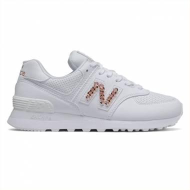New Balance WL574HNE Bianco