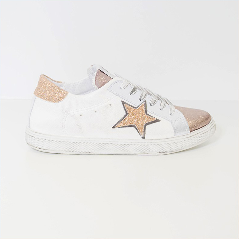 finest selection fdc9b f698d In My Shoes Sneakers Donna Bianco-Glitter Cipria Colore Bianco Taglia Donna  36 donna Tipo Sneakers