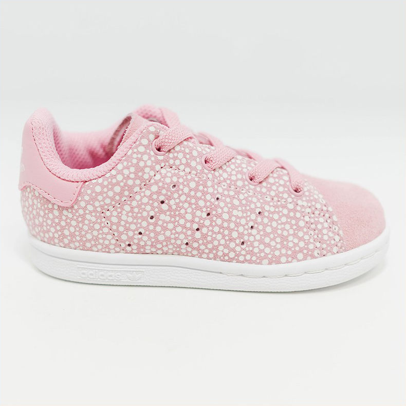 ea4ebf256d Adidas Stan Smith EL Rosa Colore Rosa Taglia Bambina 20 bambina Tipo  Sneakers