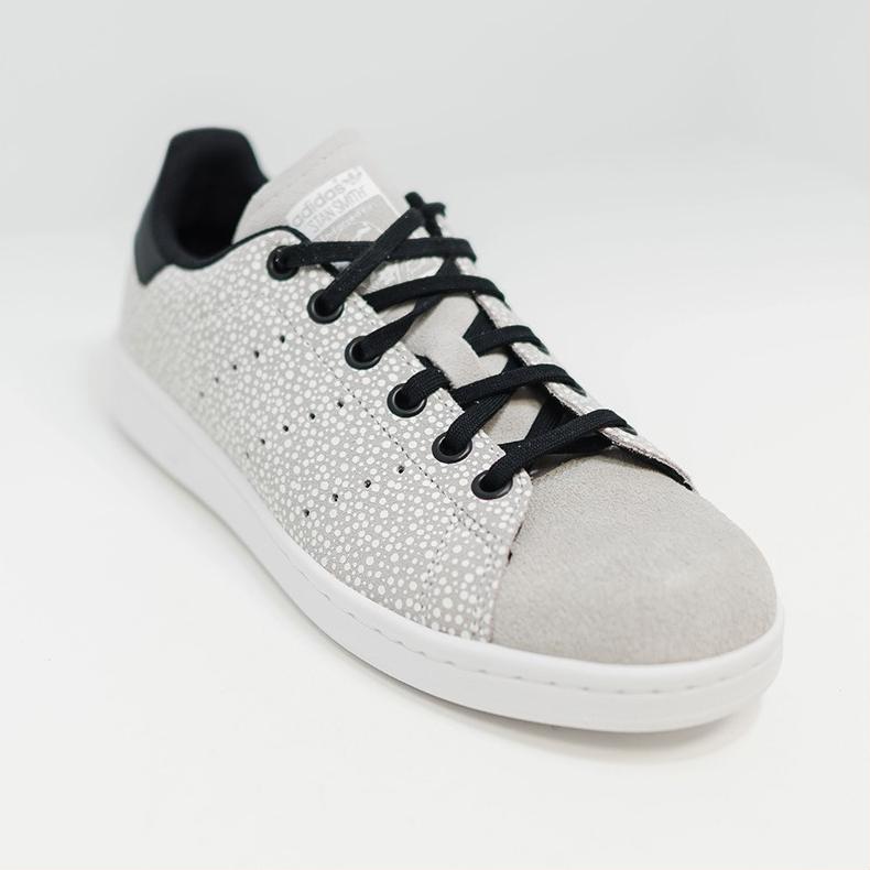 359043b33f Adidas Stan Smith J Grigio Taglia Bambina 36 bambina Tipo Sneakers Colore  Grigio chiaro
