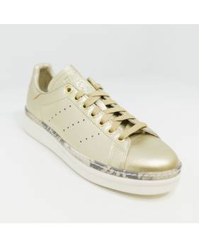 adidas stan smith nere pitonate