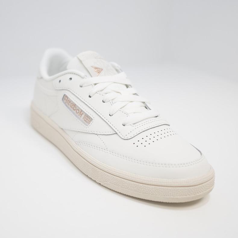 Reebok Club C 85 Bianco Colour White Taglia Donna 36 donna Tipo Sneakers