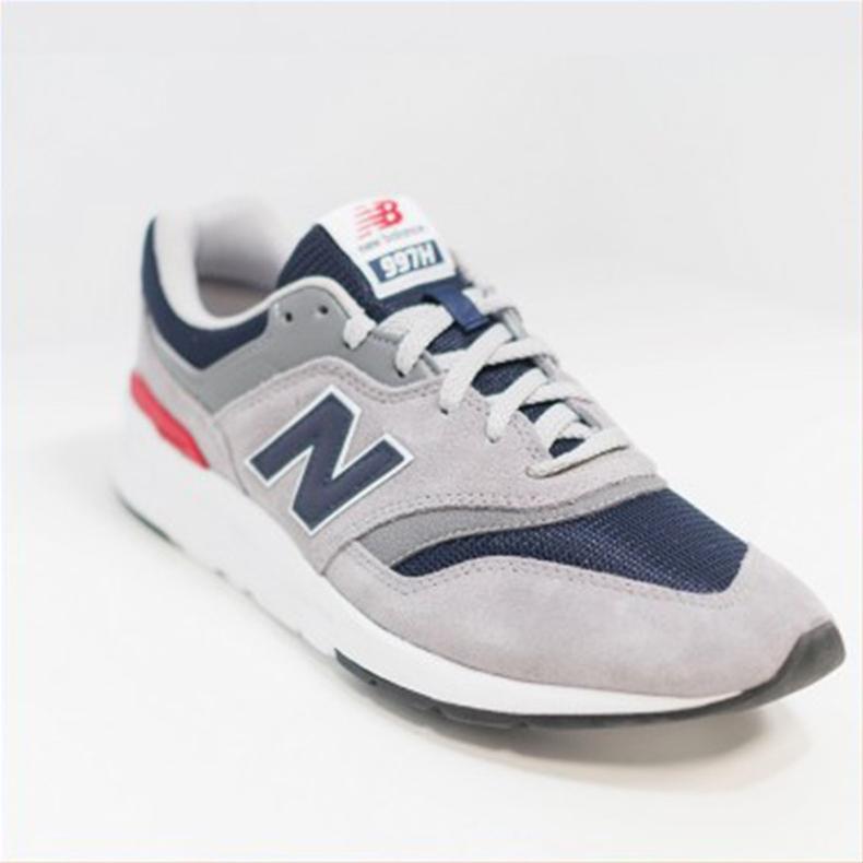 new balance 997 grigio uomo