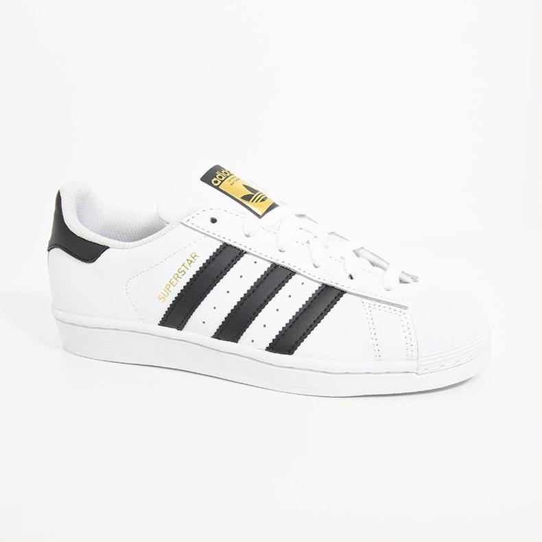Adidas Superstar C BA8378 BiancoNero Colour Bianco nero Taglia Bambino 28 bambino Tipo Sneakers