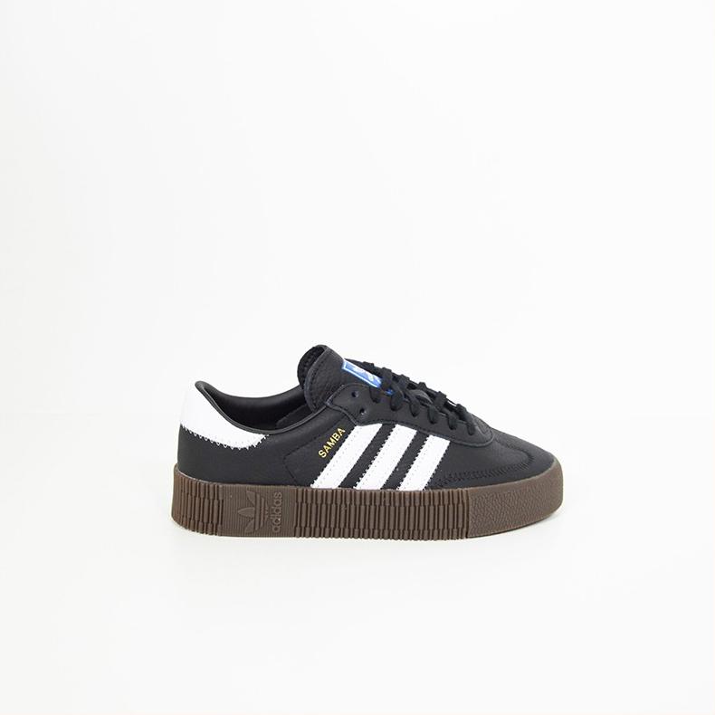 Adidas Sambarose W B28156 Nero Colour Black Taglia Donna 38 donna Tipo Sneakers
