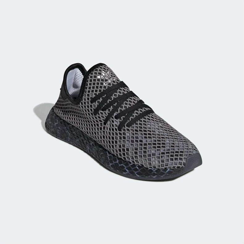 Adidas Deerupt Runner EE5657 Nero Colour Black Taglia Uomo 41 13 uomo Tipo Sneakers