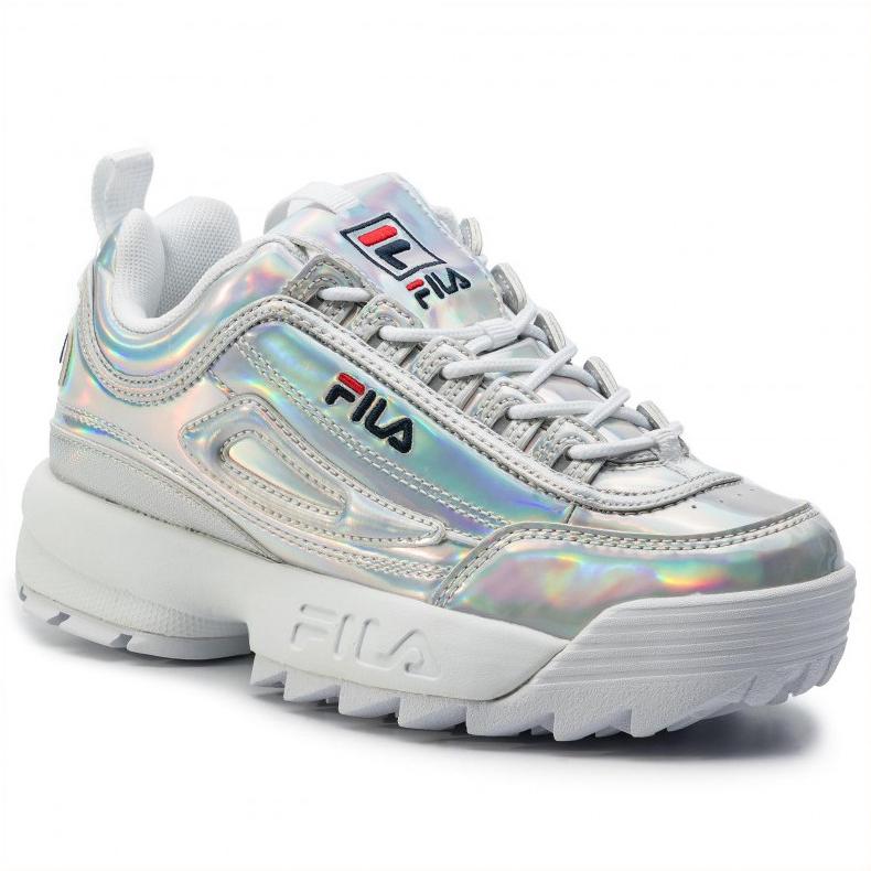Fila Distruptor Kids 1010779 Argento Colore Metal argento Taglia Bambina 30 bambina Tipo Sneakers