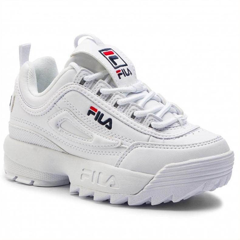 Fila Disruptor Kids 1010567 Bianco Colore Bianco Taglia Bambina 28 bambina  Tipo Sneakers