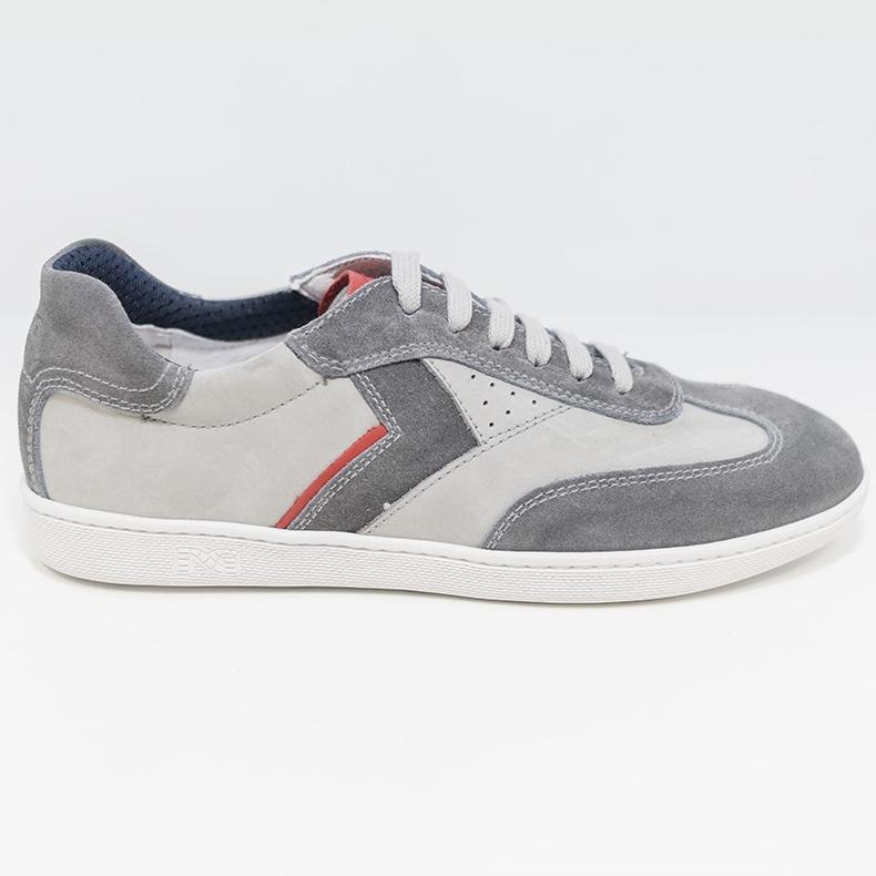 Nero Giardini P900960U Grigio Jeans Taglia Uomo 40 uomo Tipo Sneakers Colore Grigio chiaro