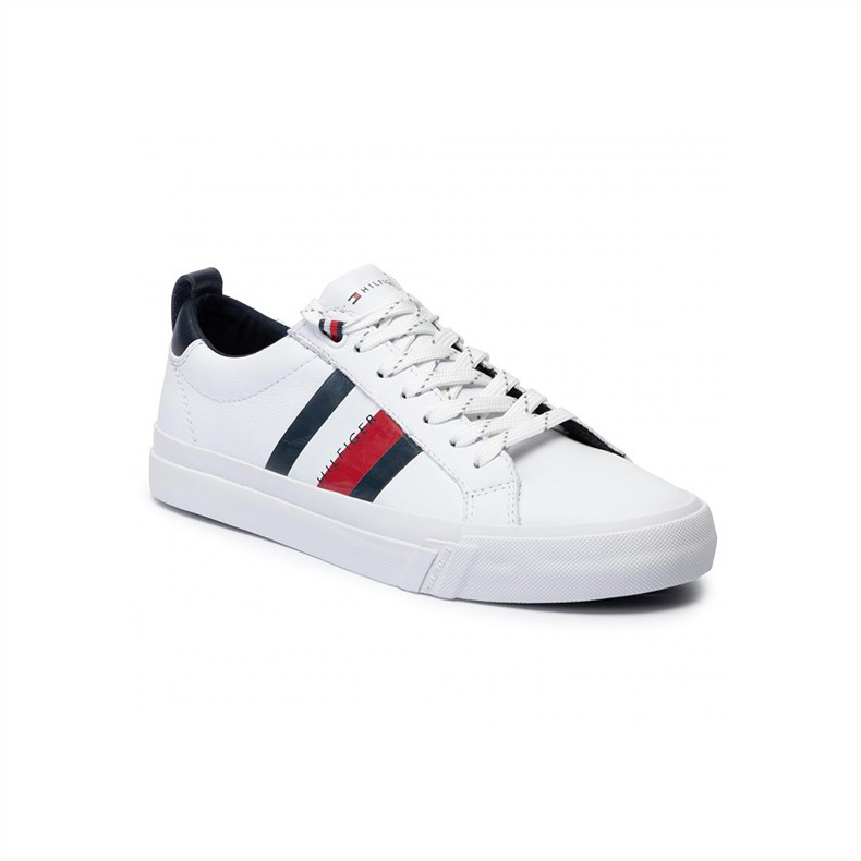 Sneakers TOMMY HILFIGER Bianco Materiale interno tessuto