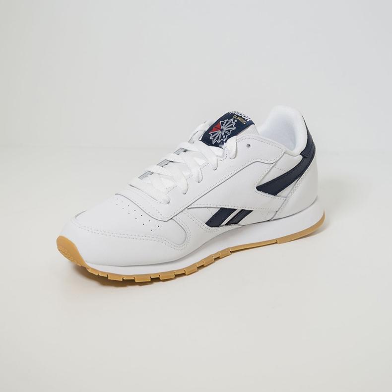 Reebok Classic Leather Junior Bianco DV4567 Colour White Taglia Bambino 35 bambino Tipo Sneakers