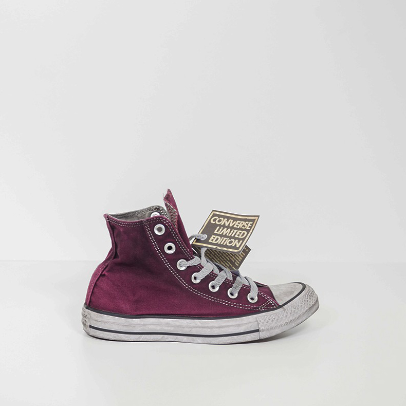 converse all star uomo bordeaux